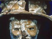 D'anciennes sculptures autels Mayas découverts Guatemala