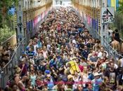 Sziget Festival 2014 Budapest août premier jour