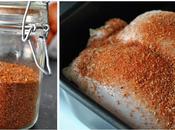 d'épices pour poulet grillé