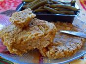 Steaks pois chiches flocons d'avoine (Vegan)