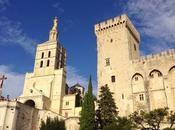 palais Papes d'Avignon...