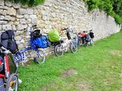 Paris Londres vélo avec enfants étapes