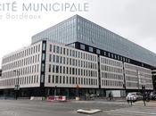 Reportage photo Cité municipale Bordeaux, nouveau pôle administratif coeur Mériadeck