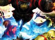 gardiens galaxie heritage (marvel deluxe)