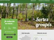Rando nouveau site Landes Gascogne