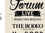 Concert événement Jeudi septembre 2014 Forum LIVE, rentrée sera musicale Halles Entrée gratuite
