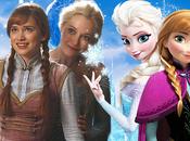 Once Upon Time, saison L'intrigue Frozen sera fidèle film