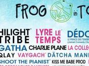 Festival frog town