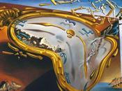 Montre molle moment première explosion Salvador Dali (1904-1989)