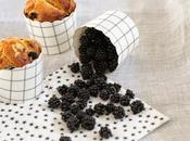 C'est rentrée cueillir mûres pour faire confiture mais aussi délicieux muffins