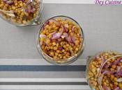 Salade lentilles oignons rouges
