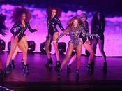 Beyoncé coulisses incroyable performance 2014