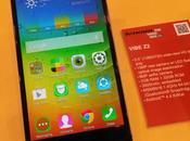 2014 nouveau smartphone pour selfies, Lenovo Vibe
