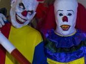 clown psychopathe retour (caméra cachée)