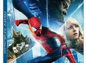 Critique Bluray Amazing Spider-Man Destin d'un Héros