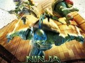 Ninja Turtles L'affiche officielle film dévoilée