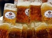 plus grand nombre bieres portées serveur
