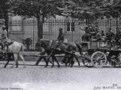 jeudi septembre, suite d'une grande bataille livrée dans Marne très quantité blessés allemands sont amenés Reims