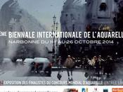 Seconde biennale l'aquarelle Narbonne