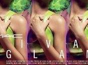 Rihanna, cheveux verts Viva Glam