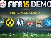 FIFA démo disponible aujourd'hui PS3, PS4, Xbox