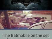 Batman Superman: batmobile sous tout angles!