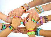 Comment réaliser bijoux bracelets élastiques Rainbow Loom