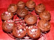 Muffins cacao (recette Michalak)