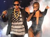 Beyoncé Jay-Z fait show Stade France