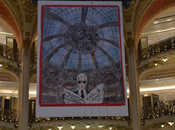 Karl Lagerfeld Galeries Lafayette Paris