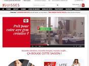 Nouveau site e-commerce 3Suisses