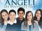 Angeli nouvelles voix Découvrez nouvel album Amour Paix