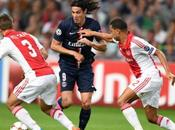 Ligue champions l'Ajax tient tête
