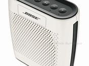 Bose colore gamme d'enceinte SoundLink