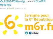 """monarque parle, peuple souffre…"""" #M6rep"""