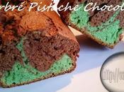 Marbré Pistrache Chocolat Thermomix