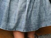 Patron gratuit jupe Vicky pour bébé fille
