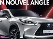 Lexus 300h, l'hybride sous nouvel angle