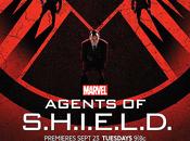 Agents SHIELD poster pour saison
