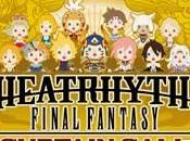 Theatrhythm Final Fantasy Curtain Call disponible