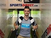 Newcastle nouveau maillot third