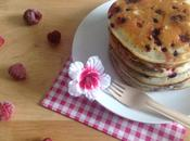Pancakes fruits rouges