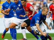 Premier League Manchester United coule Leicester
