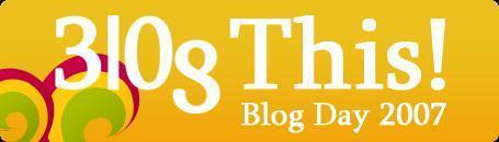 BlogDay 2007 blogs l'économie politique