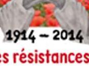 septembre octobre, Quinzaine non-violence 1914-2014 résistances guerre, d'hier aujourd'hui