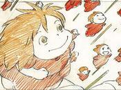 vidéo pour l'exposition dessins Studio Ghibli Paris