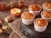 Muffins Gingembre Cannelle