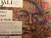 DALI fait artistes street s'invitent chez