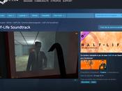 Valve offre soundtracks Steam… vous possédez déjà jeux