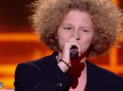 joli moment d'émotion finale Voice Kids